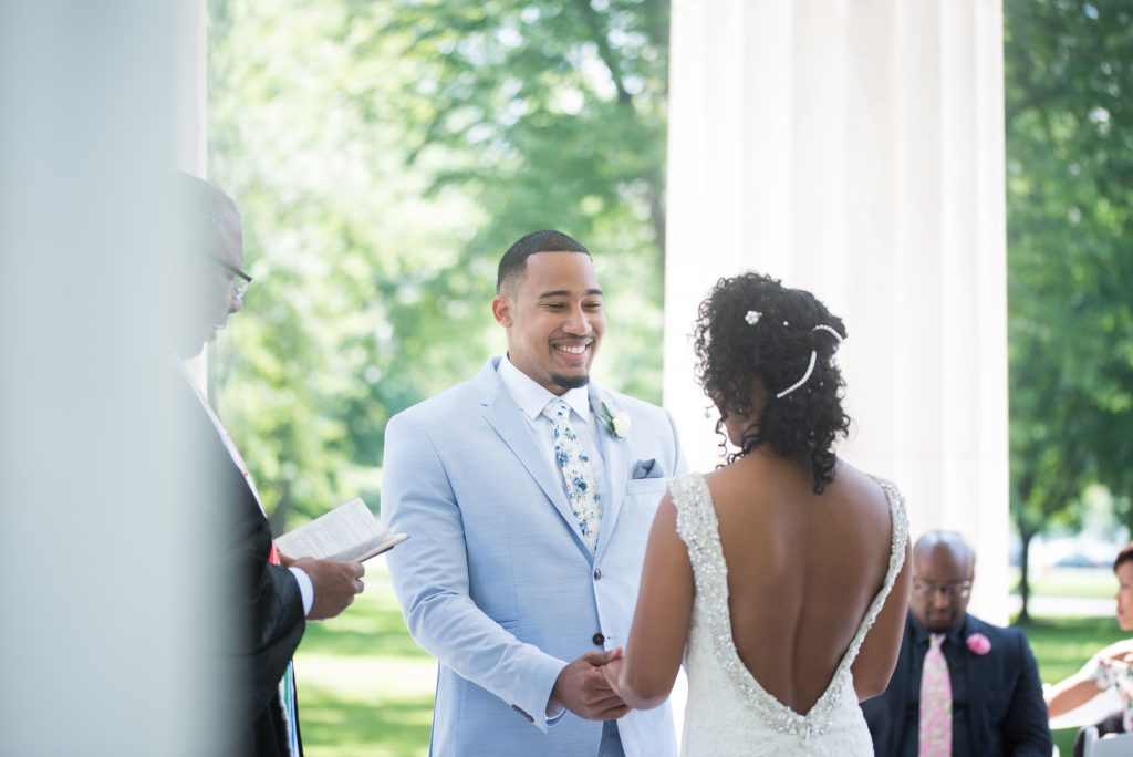 The Coordinated Bride Angelica and Daneal Wedding - Shoot Happens Photography - DC War Memorial-229