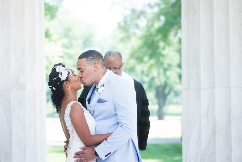 The Coordinated Bride Angelica and Daneal Wedding - Shoot Happens Photography - DC War Memorial-259