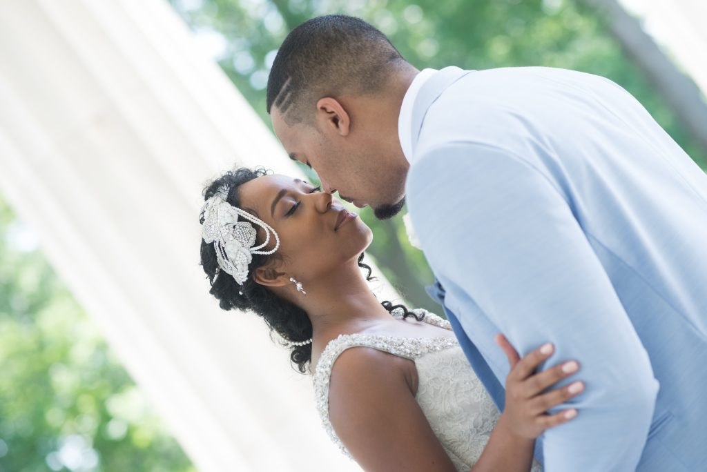 The Coordinated Bride Angelica and Daneal Wedding - Shoot Happens Photography - DC War Memorial-350