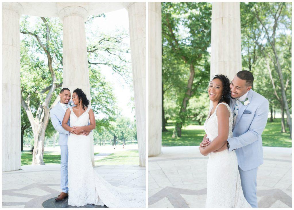 The Coordinated Bride Angelica and Daneal Wedding - Shoot Happens Photography - DC War Memorial-356