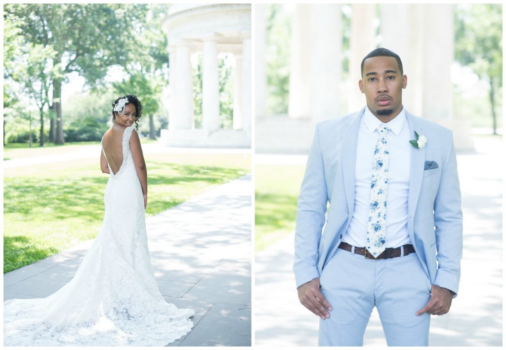 The Coordinated Bride Angelica and Daneal Wedding - Shoot Happens Photography - DC War Memorial-388