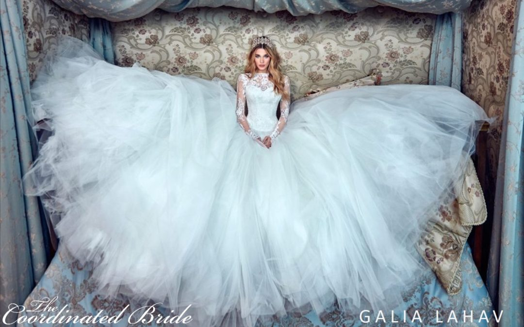 Galia Lahav Le Secret Royal Collection