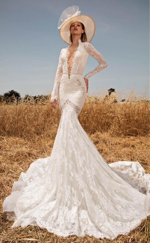 The Coordinated Bride Galia Lahav GALA 701