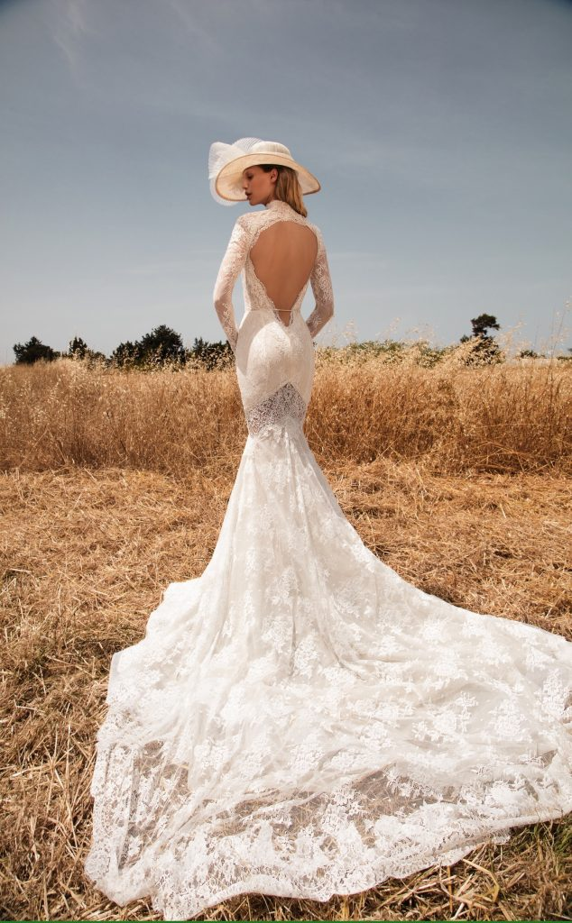 The Coordinated Bride Galia Lahav GALA 701 Back