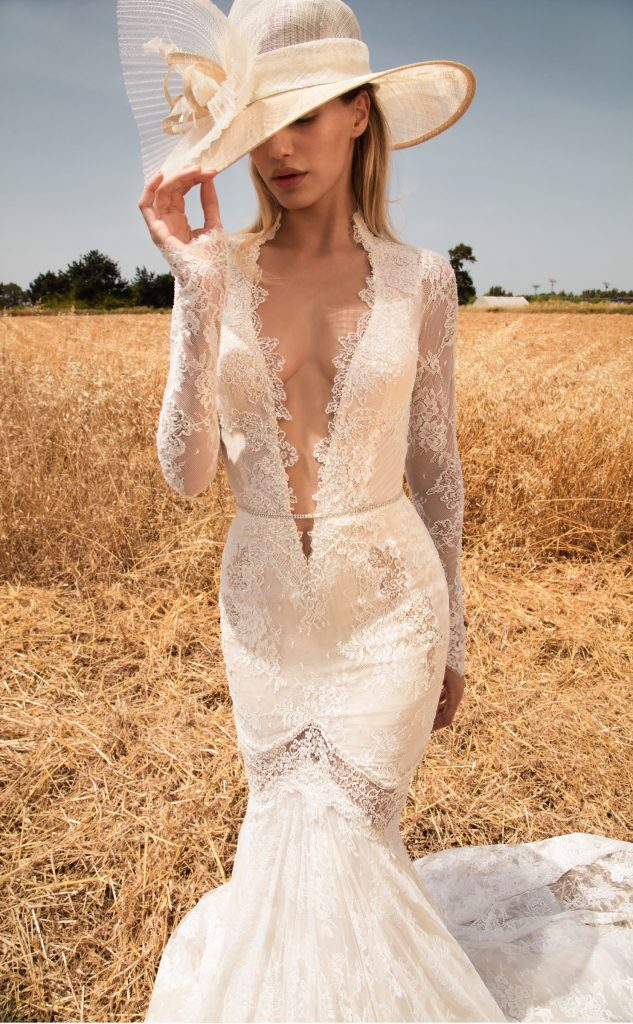 The Coordinated Bride Galia Lahav GALA 701 front