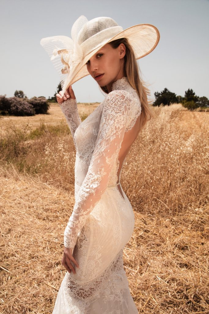 The Coordinated Bride Galia Lahav GALA 701 side