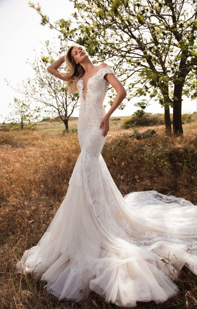 The Coordinated Bride Galia Lahav GALA 702