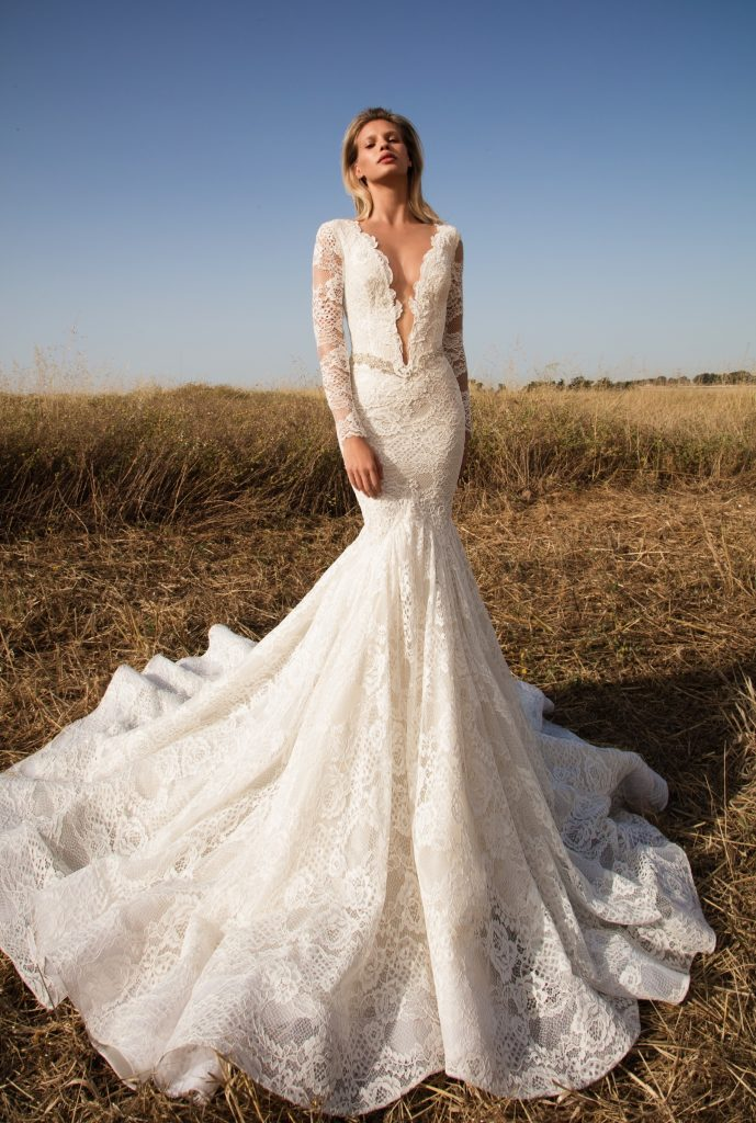 The Coordinated Bride Galia Lahav GALA 703