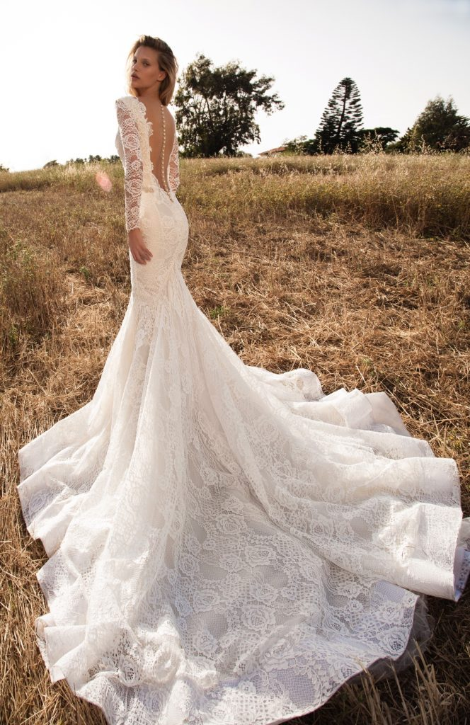 The Coordinated Bride Galia Lahav GALA 703 back