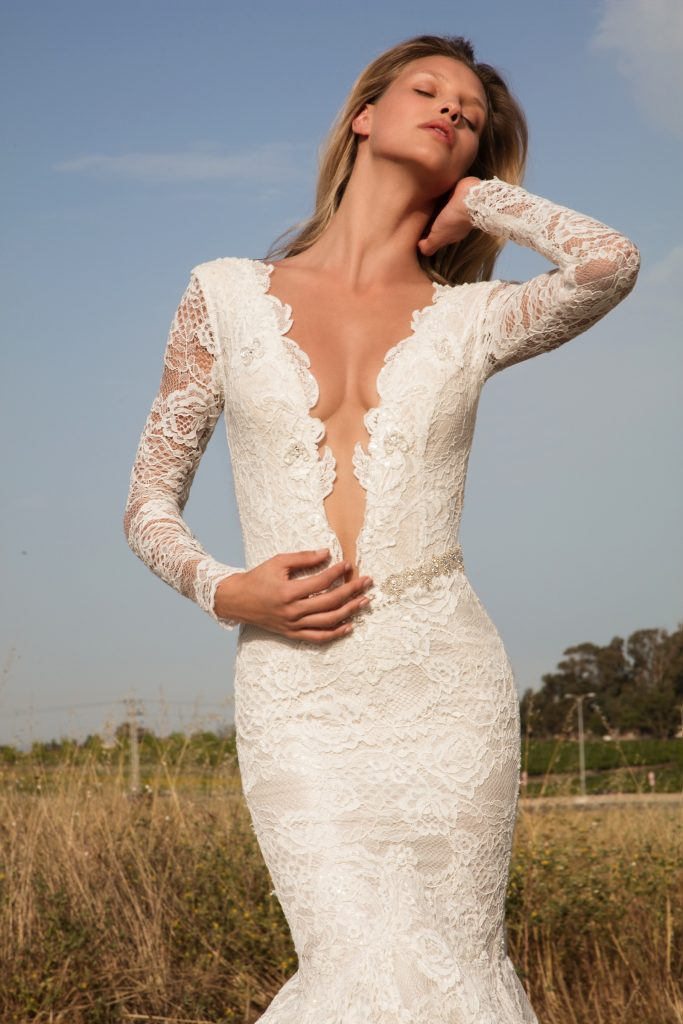 The Coordinated Bride Galia Lahav GALA 703 front