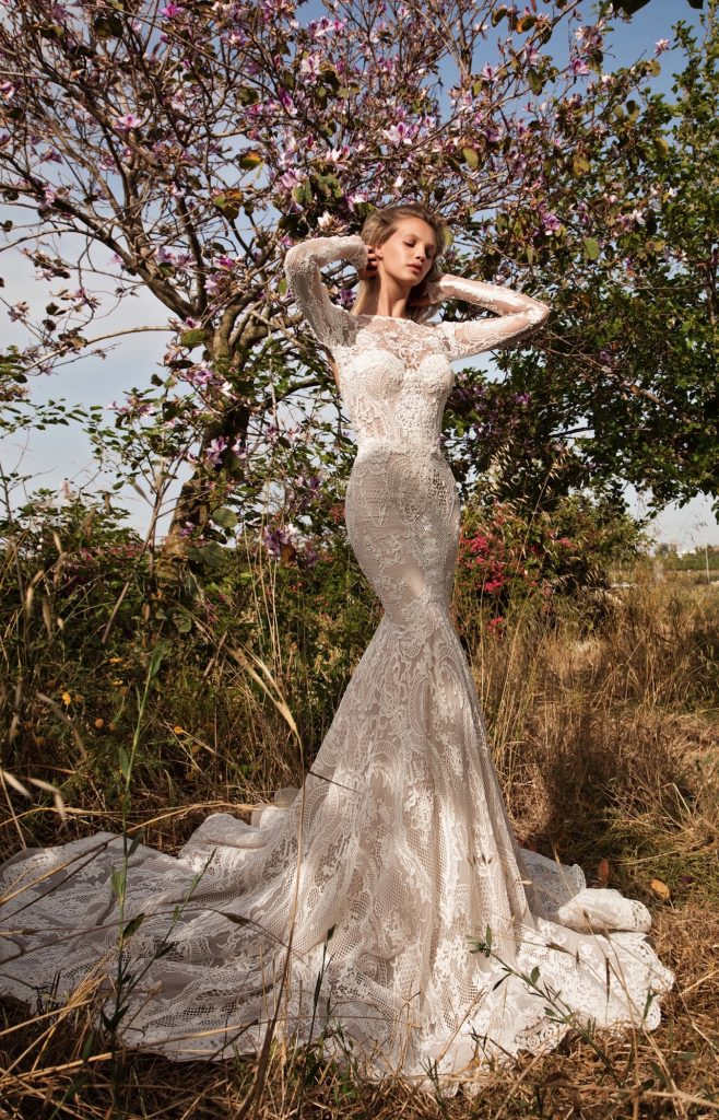 The Coordinated Bride Galia Lahav GALA 705