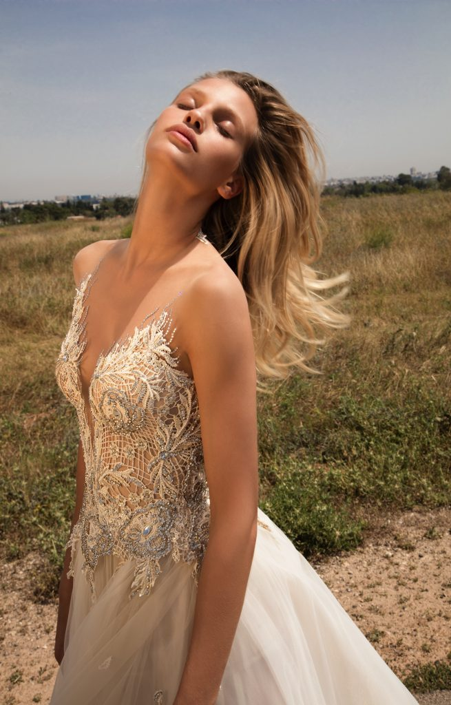 The Coordinated Bride Galia Lahav GALA 706