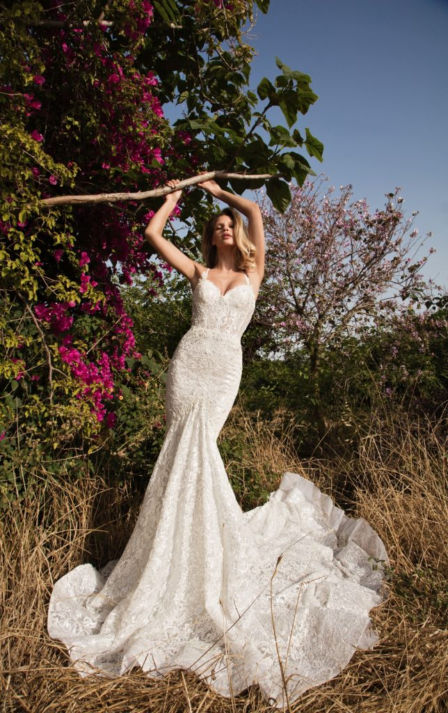 The Coordinated Bride Galia Lahav GALA 707