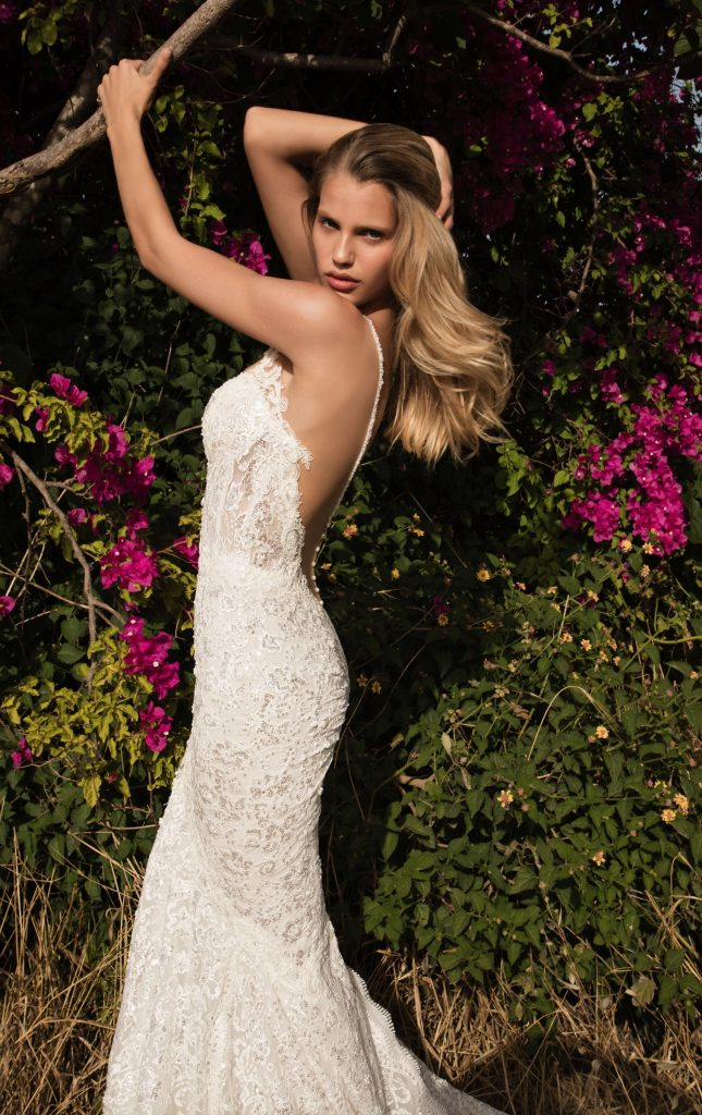The Coordinated Bride Galia Lahav GALA 707 side