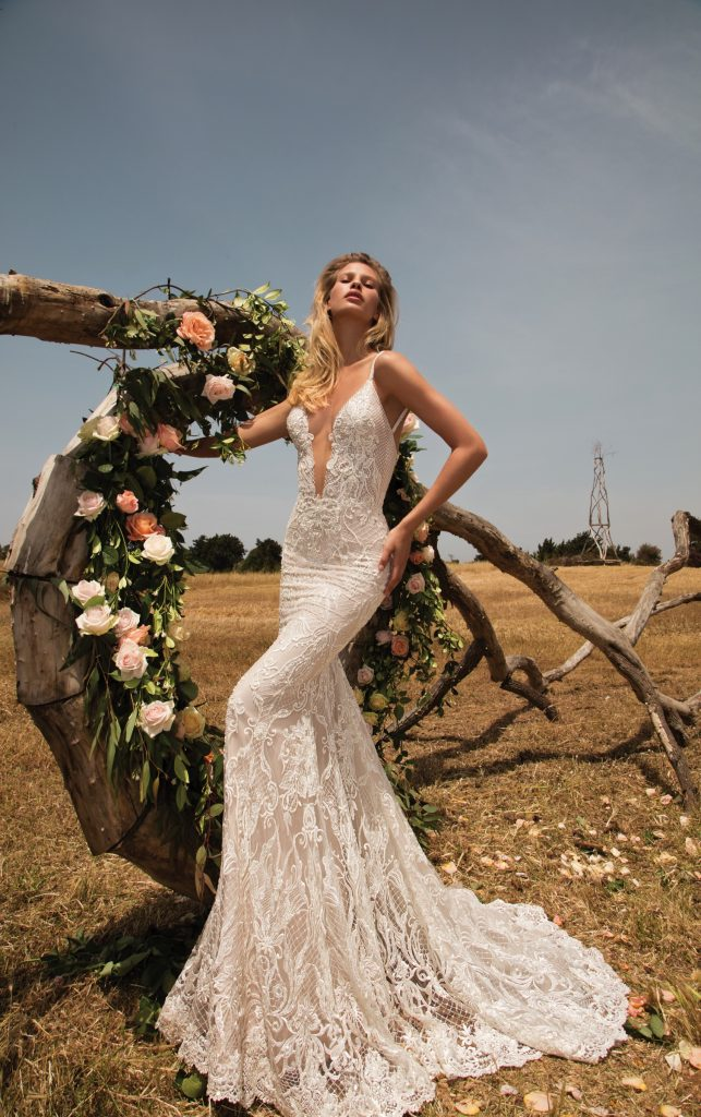 The Coordinated Bride Galia Lahav GALA 708