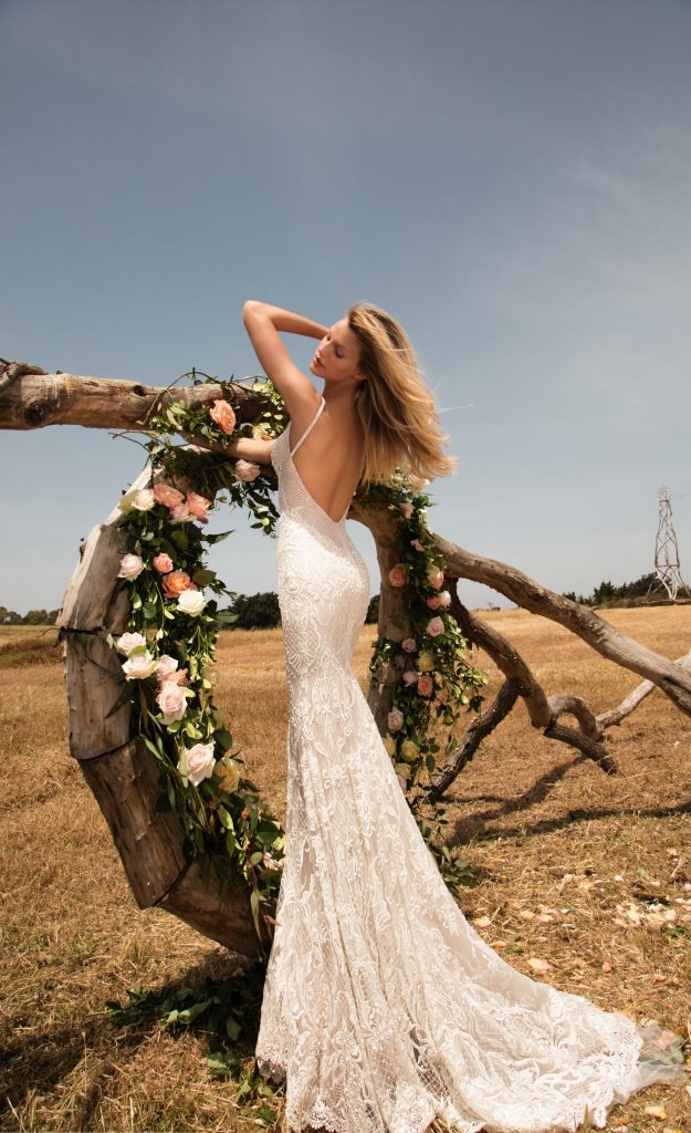 The Coordinated Bride Galia Lahav GALA 708 back