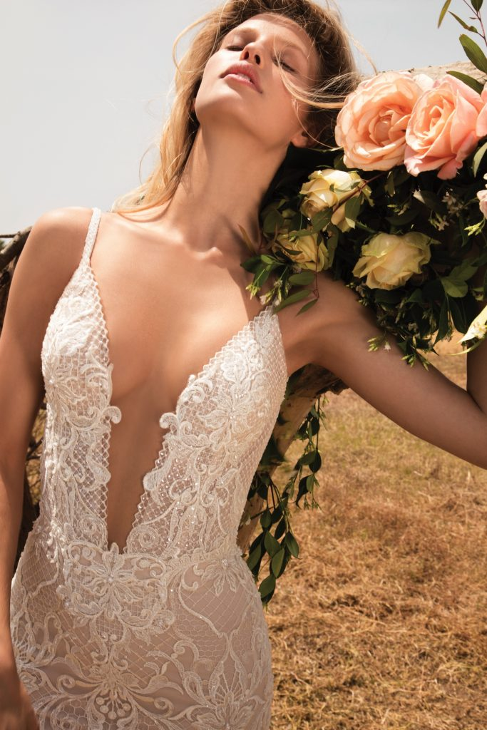 The Coordinated Bride Galia Lahav GALA 708 front