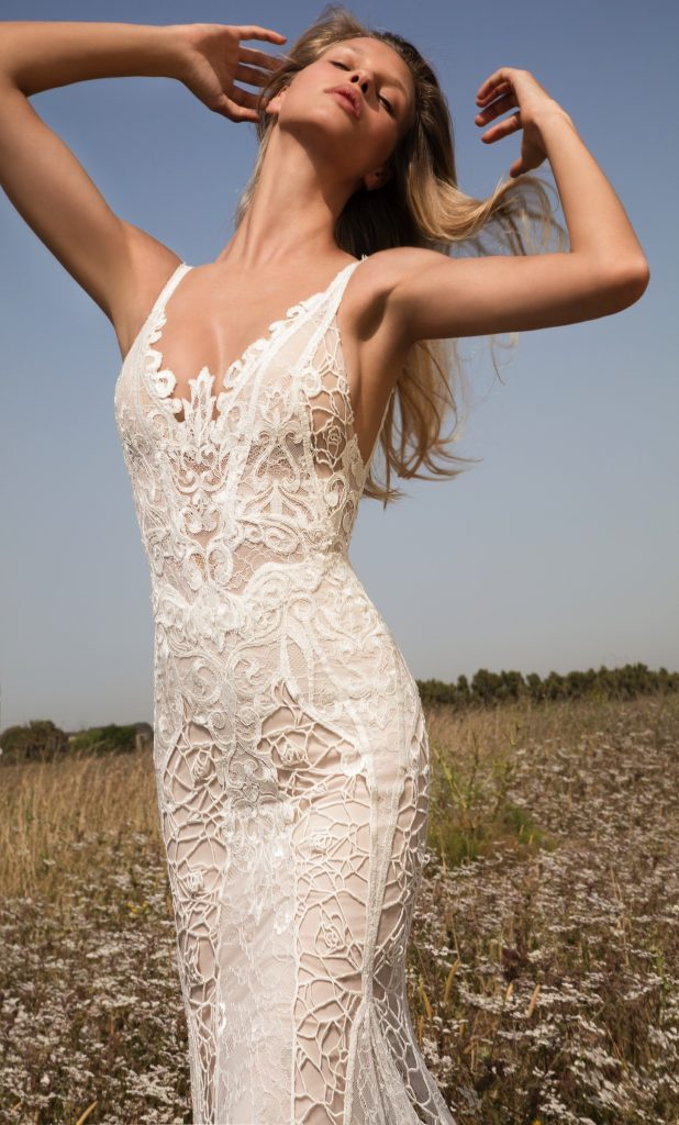 The Coordinated Bride Galia Lahav GALA 709