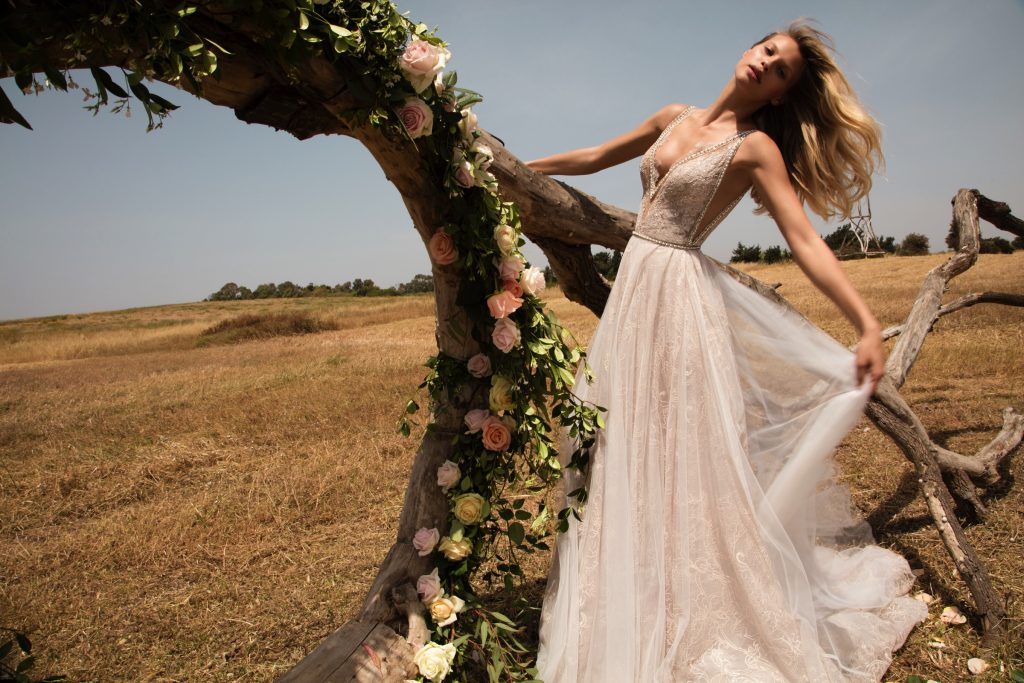 The Coordinated Bride Galia Lahav GALA 711