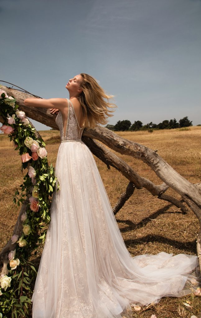 The Coordinated Bride Galia Lahav GALA 711 side