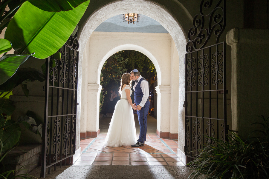A Pantone Perfect Wedding In California