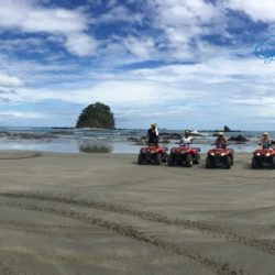 ATV Tour - The Coordinated Bride - Costa Rica