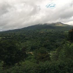 Arenal Volcano - The Coordinated Bride