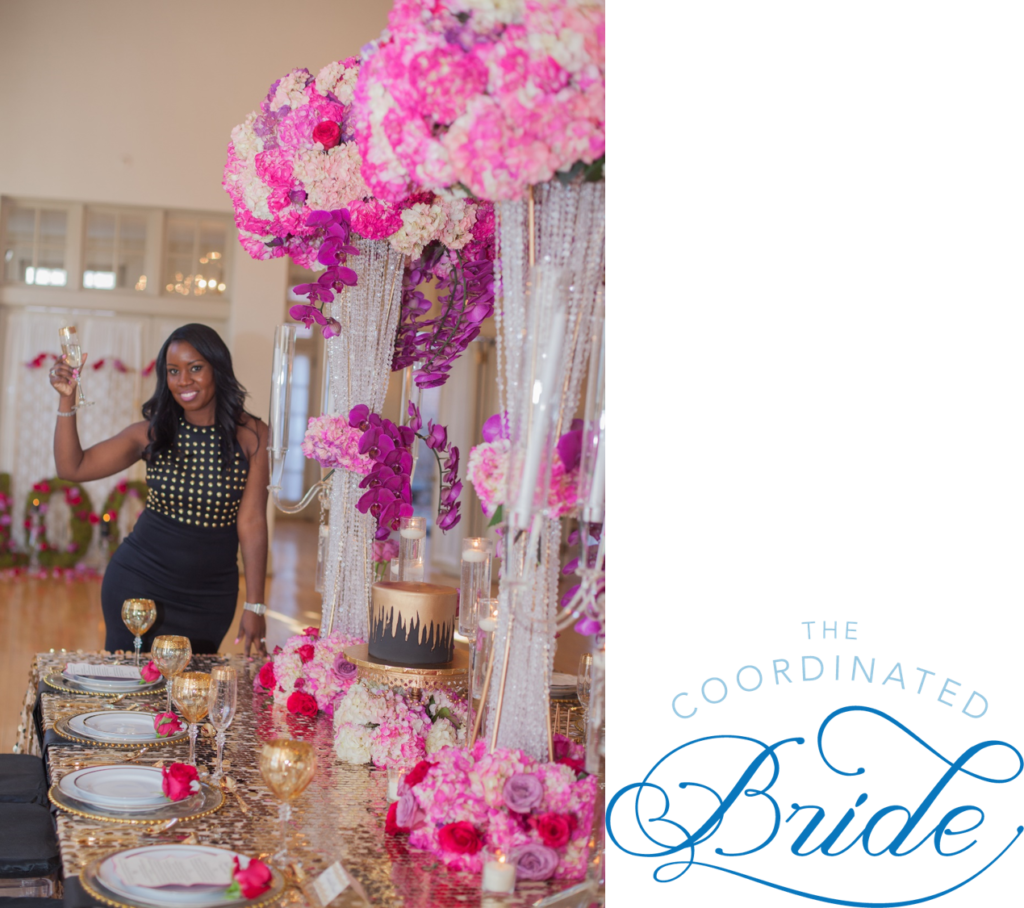 The Coordinated Bride Brunch