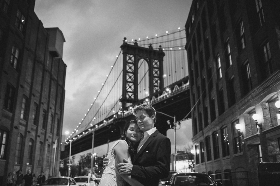 Elopement in New York City, Fabio Fistarol Photography