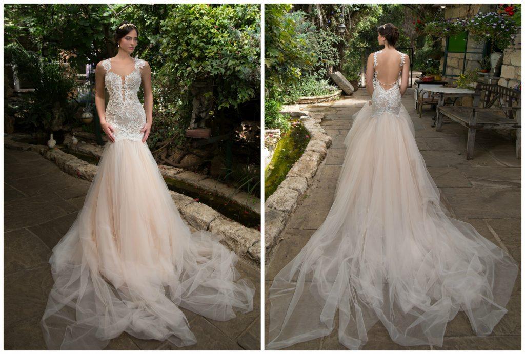 The Coordinated Bride Naama & Anat - Angelic 1