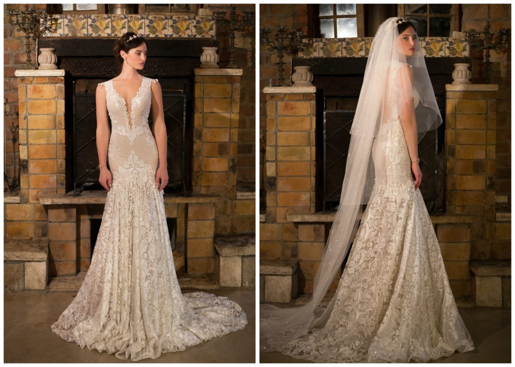 The Coordinated Bride Naama & Anat - Desire 1