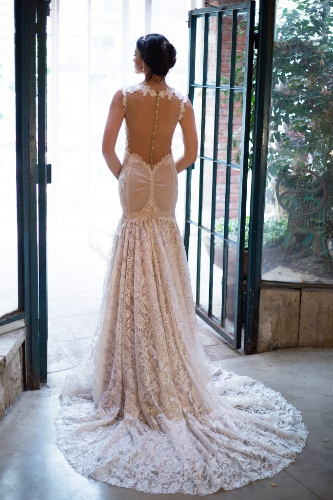 The Coordinated Bride Naama & Anat - Desire 2