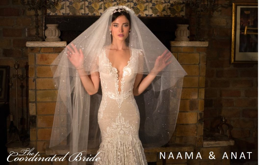 Naama & Anat 2017 Primavera Bridal Collection