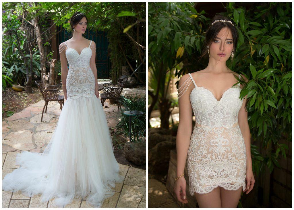 The Coordinated Bride Naama & Anat - Diamond 1