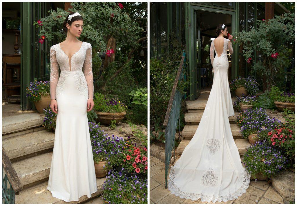 The Coordinated Bride Naama & Anat - Pure 1