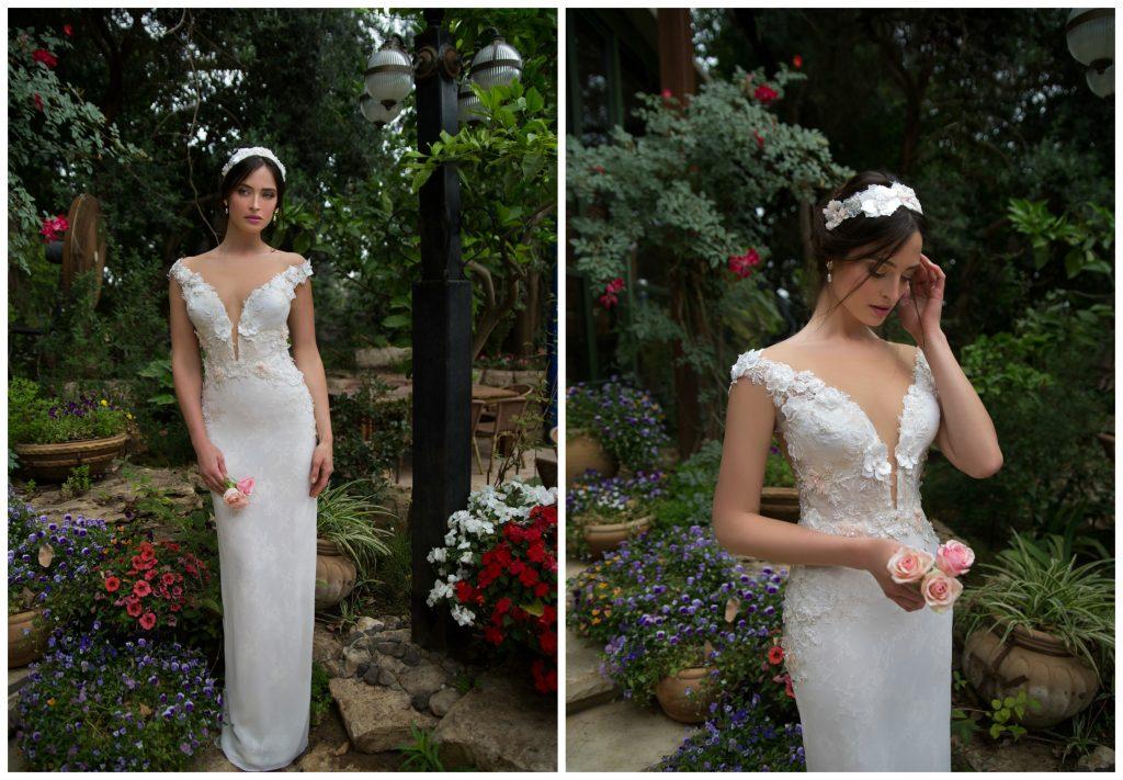 The Coordinated Bride Naama & Anat - Romance 1