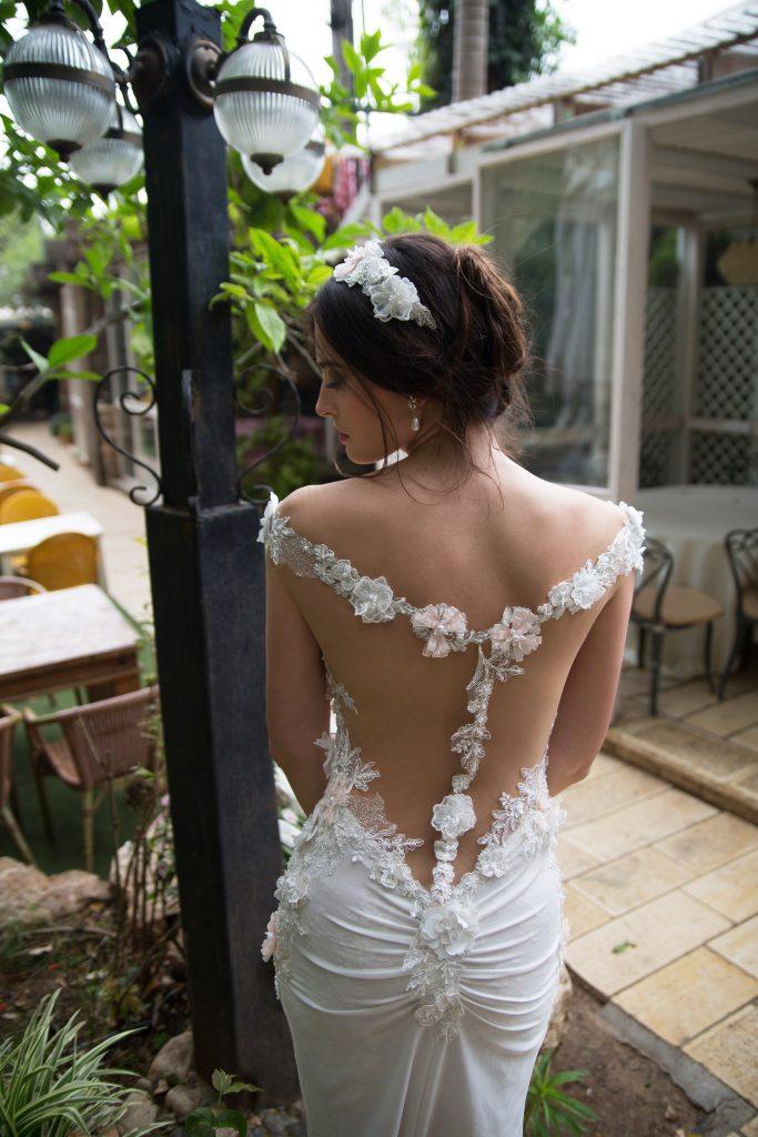The Coordinated Bride Naama & Anat - Romance 2
