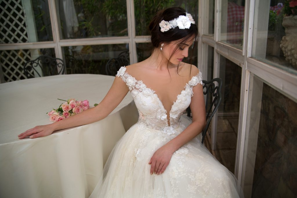 The Coordinated Bride Naama & Anat - Romance 3