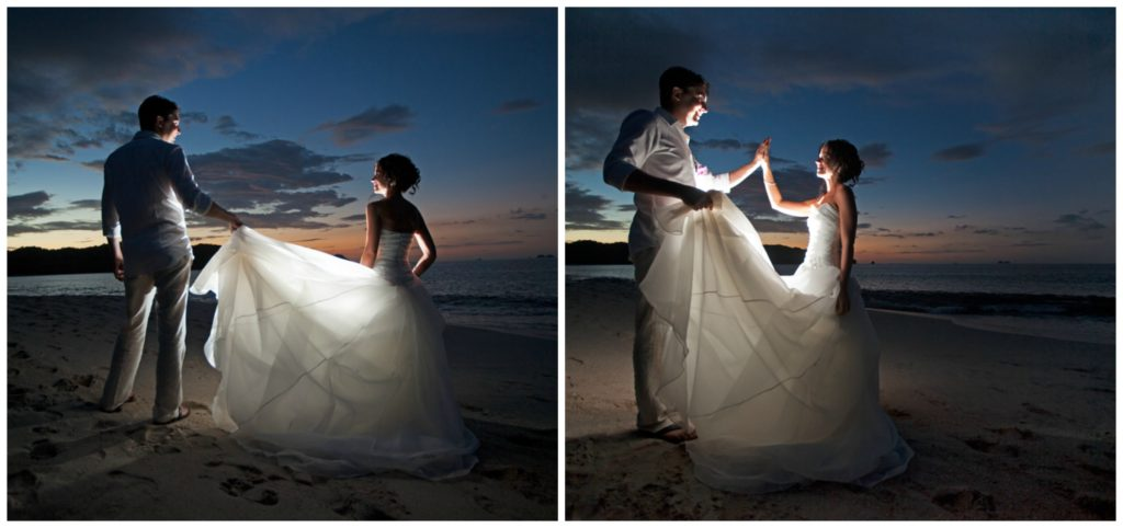The Coordinated Bride and Art Wedding Memories at the Westin Play Conchal Costa Rica Wedddings 002