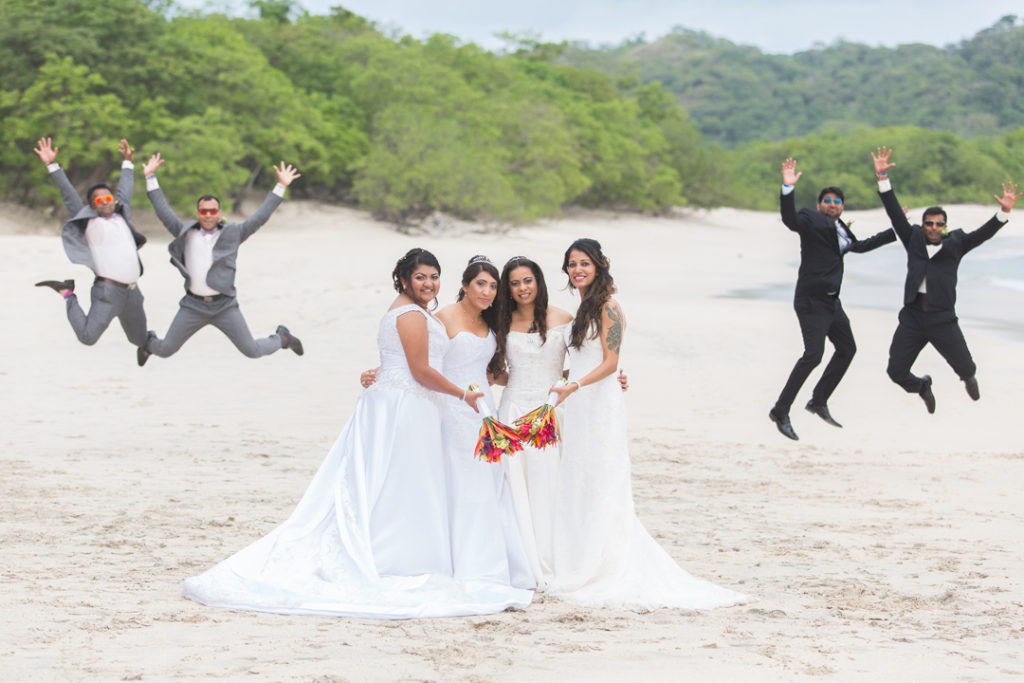 The Coordinated Bride and Art Wedding Memories at the Westin Play Conchal Costa Rica Wedddings 022