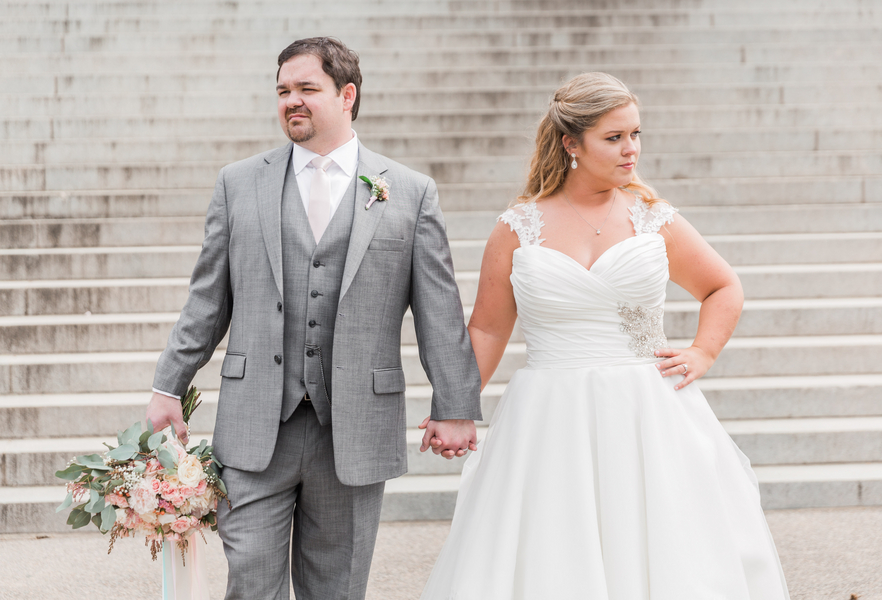 South Carolina Classic Vintage Wedding, Morgan and Will