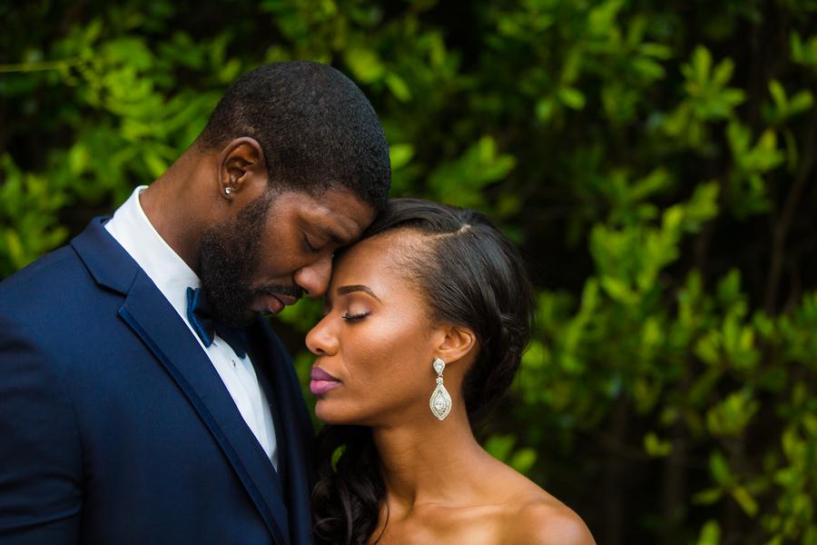 A Romantic Wedding in Atlanta