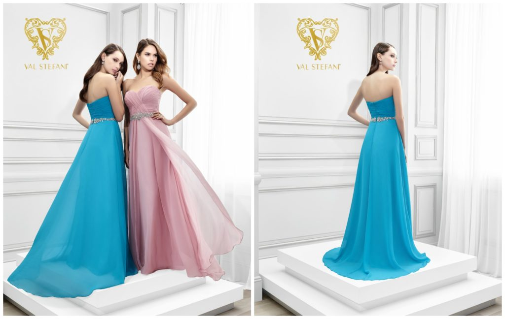 The Coordinated Bride Style 2805RE_G