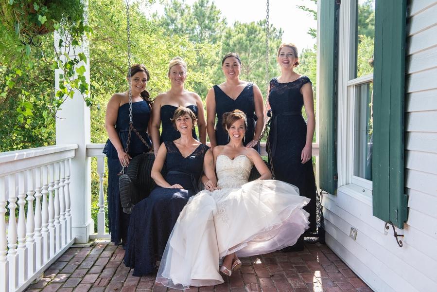 A Nautical Wedding in North Carolina