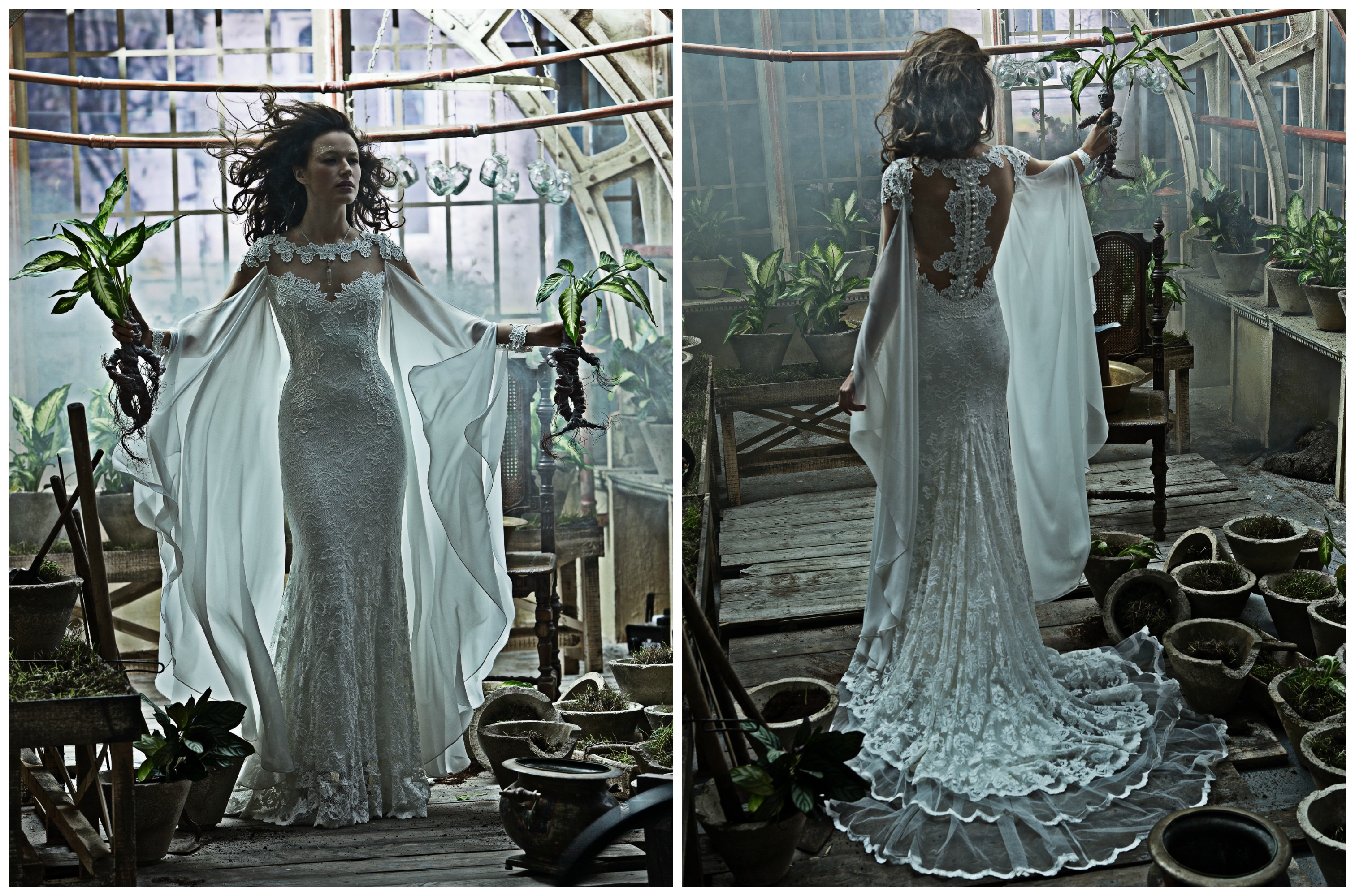 FW 2017 BRIDAL COLLECTION FROM OLVI\'S | The Coordinated Bride