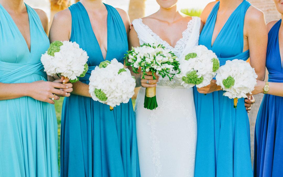 An Enchanting Destination Wedding in Crete, Greece