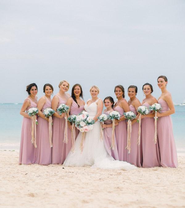 Punta Cana Destination Wedding –  Krystin and Bob