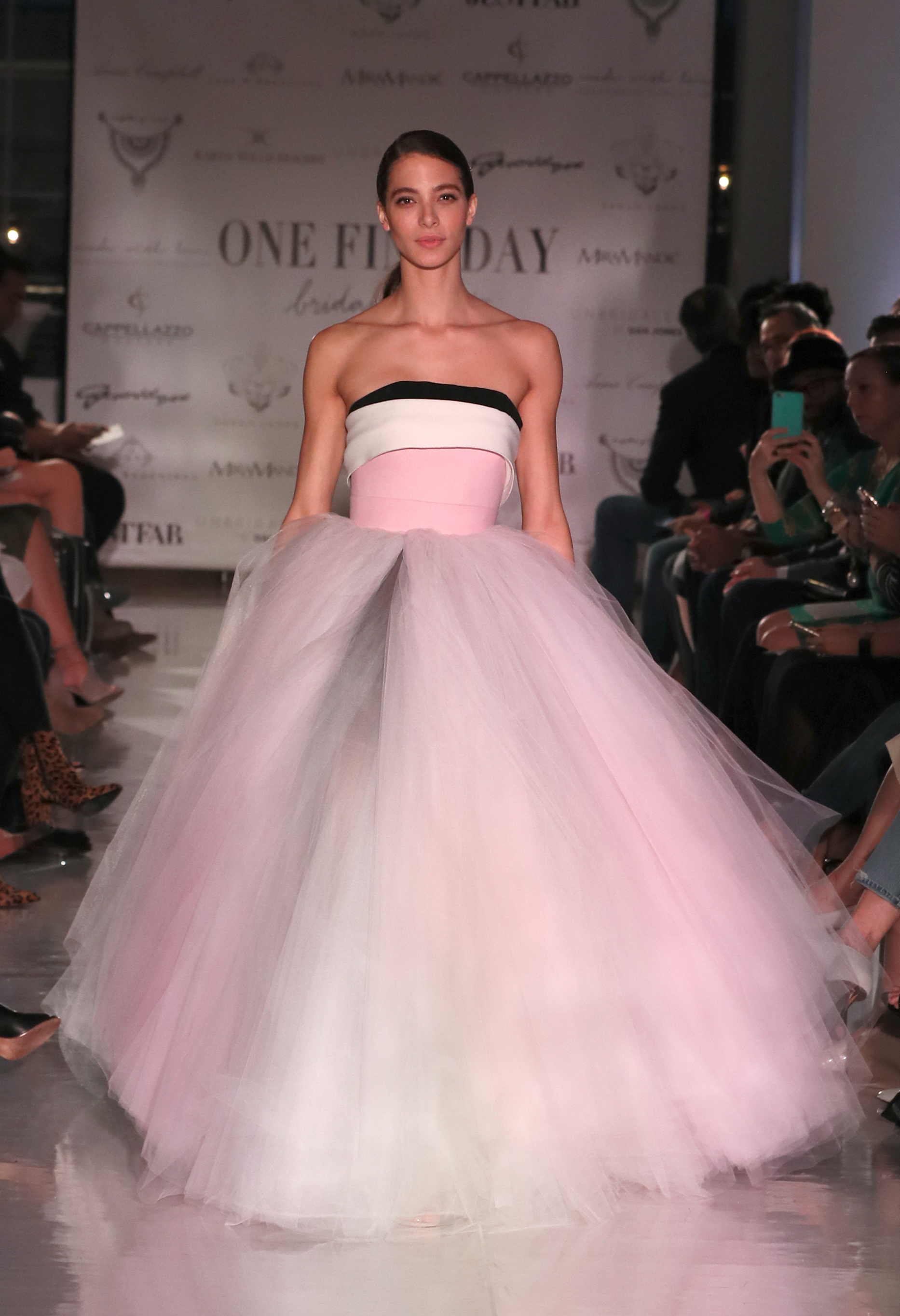 Bridal Fashion Week Recap – OneFineDay Collective | The Coordinated ...