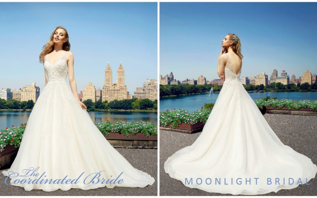 Moonlight Bridal's Spring 2017 Collections