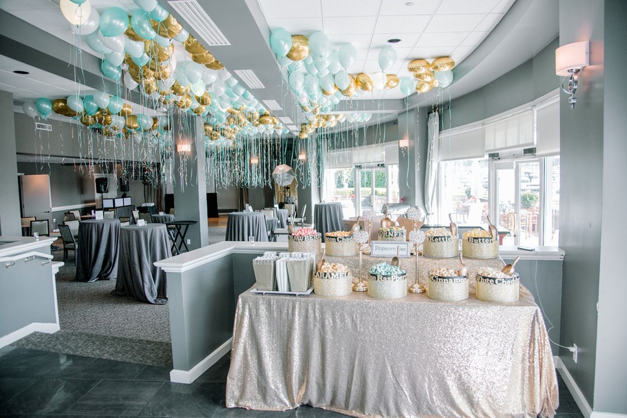 A Mint and Gray Wedding In Kirland, WA – Clane Gessel Photography
